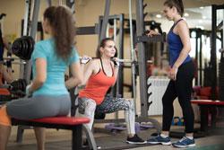 Fitness Frauen Frankfurt
